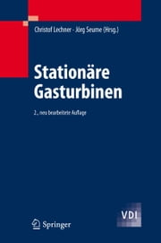 Stationäre Gasturbinen ebook by