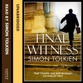Final Witness audiobook by Simon Tolkien