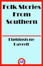 Folk Stories From Southern Nigeria ebook by Elphinstone Dayrell