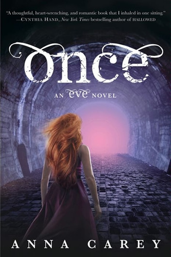 Once ebook by Anna Carey