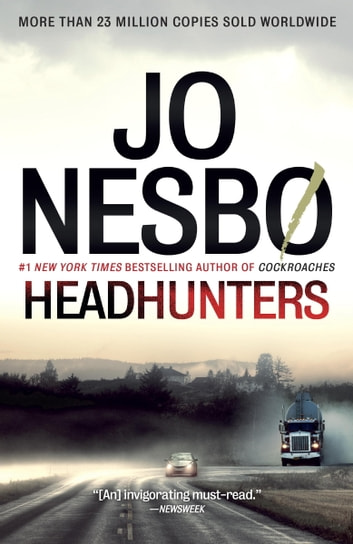 Headhunters ebook by Jo Nesbo