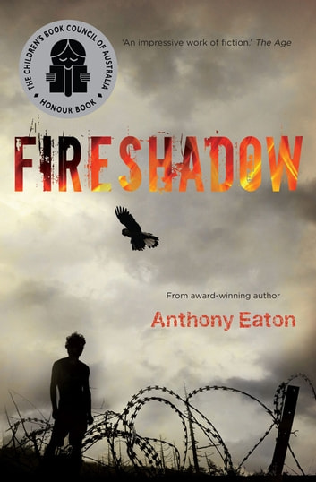 Fireshadow ebook by Anthony Eaton