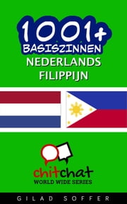 1001+ basiszinnen nederlands - Filippijn ebook by Gilad Soffer