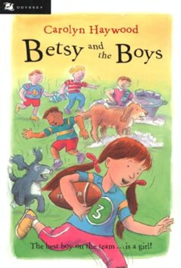 Betsy and the Boys ebook by Carolyn Haywood