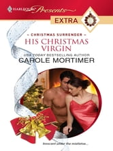 His Christmas Virgin ebook by Carole Mortimer