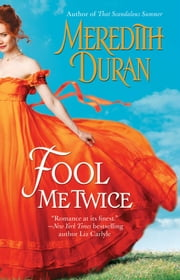 Fool Me Twice ebook by Meredith Duran