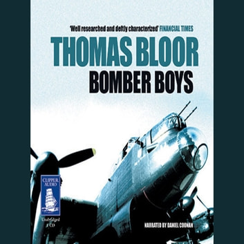 Bomber Boys audiobook by Thomas Bloor