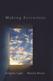 Making Scientists ebook by Gregory Light