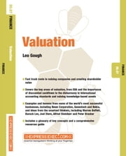 Valuation: Finance 05.07 ebook by Gough, Leo