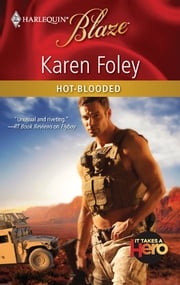 Hot-Blooded ebook by Karen Foley
