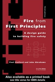 Fire from First Principles ebook by Stollard, Paul