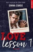 Love Lesson - tome 1 eBook by