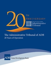 The Administrative Tribunal of ADB ebook by Asian Development Bank