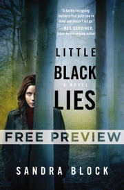Little Black Lies - Free Preview (First 5 Chapters) ebook by Sandra Block