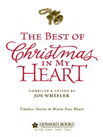The Best of Christmas in My Heart ebook by Joe Wheeler