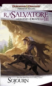 Sojourn - The Legend of Drizzt, Book III ebook by R.A. Salvatore