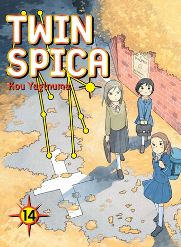 Twin Spica, Volume 14 ebook by Kou Yaginuma