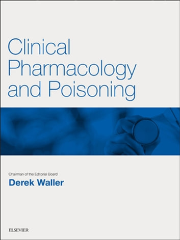 Clinical Pharmacology and Poisoning E-Book - Key Articles form the Medicine journal ebook by