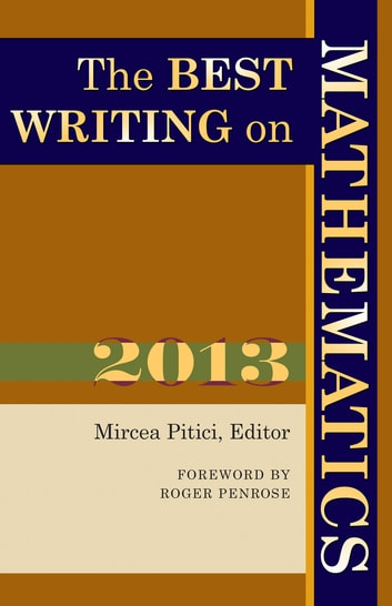 The Best Writing on Mathematics 2013 ebook by