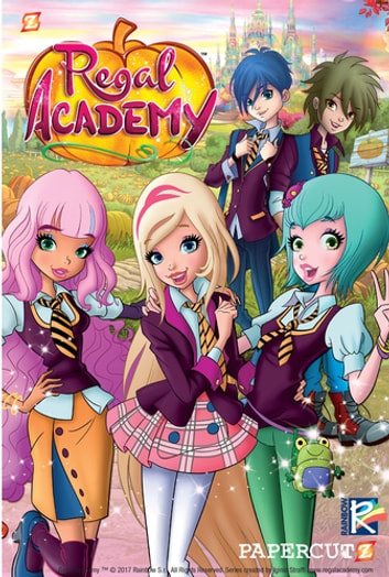 Regal Academy #3: One Day on Earth ebook by Various Authors