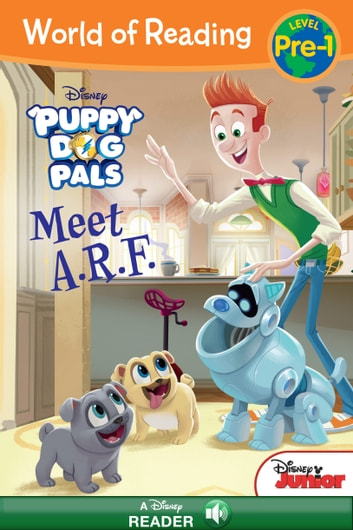 World Of Reading Puppy Dog Pals A R F Ebook By Disney Book Group