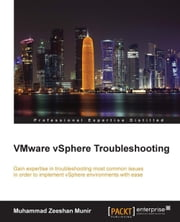 VMware vSphere Troubleshooting ebook by Muhammad Zeeshan Munir