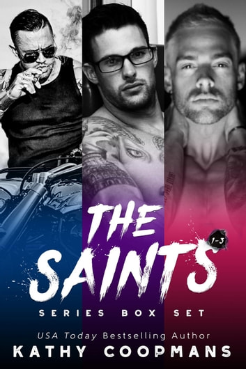 The Saints Series Box set ebook by Kathy Coopmans
