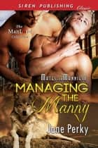 Managing the Manny ebook by Jane Perky