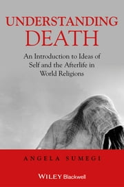 Understanding Death - An Introduction to Ideas of Self and the Afterlife in World Religions ebook by Angela Sumegi