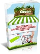 The Green Shopper ebook by Casey Lane
