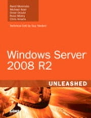Windows Server 2008 R2 Unleashed ebook by Kobo.Web.Store.Products.Fields.ContributorFieldViewModel