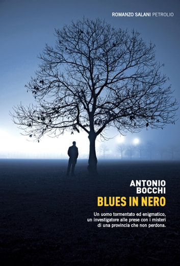 Blues in nero ebook by Antonio  Bocchi