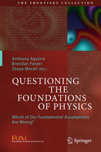 Questioning the Foundations of Physics - Which of Our Fundamental Assumptions Are Wrong? ebook by