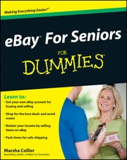 eBay For Seniors For Dummies ebook by Marsha Collier