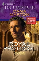 Royal Protocol ebook by Dana Marton