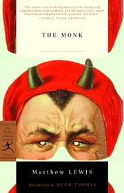 The Monk ebook by Matthew Lewis,Hugh Thomas
