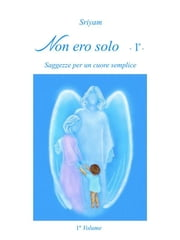 Non ero solo - 1º - ebook by Sriyam