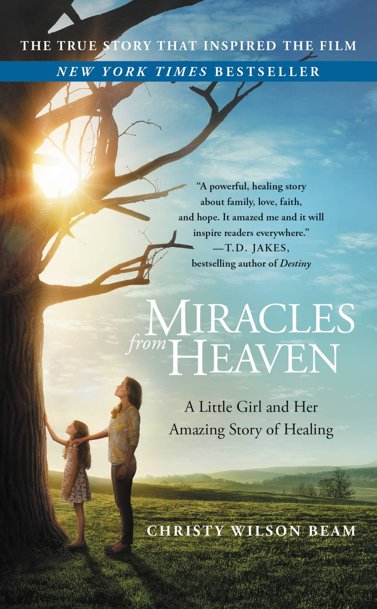 Miracles From Heaven Ebook By Christy Wilson Beam  9780316381857  Rakuten  Kobo