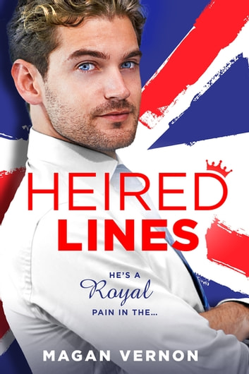 Heired Lines ebook by Magan Vernon