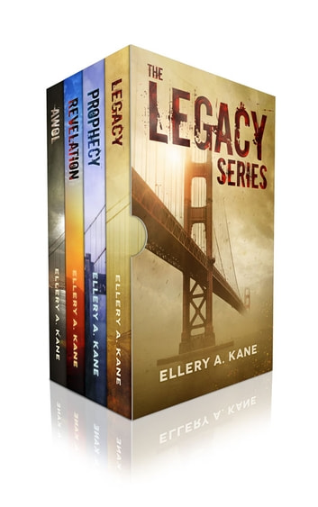The Legacy Trilogy: Legacy, Prophecy, and Revelation ebook by Ellery Kane