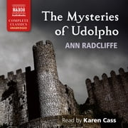 The The Mysteries of Udolpho audiobook by Ann Radcliffe