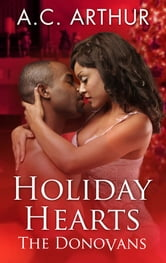 Holiday Hearts ebook by A.C. Arthur