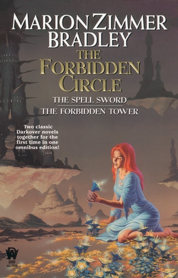 The Forbidden Circle ebook by Marion Zimmer Bradley