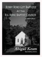 Bobby Bobo Got Baptized At The Big Bone Baptist Church (A Short Story) ebook by