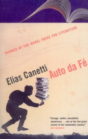 Auto Da Fé ebook by Dr Elias Canetti