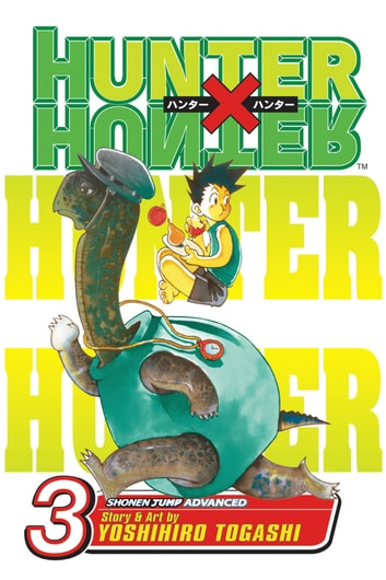 Hunter x Hunter, Vol. 3 - Resolution ebook by Yoshihiro Togashi