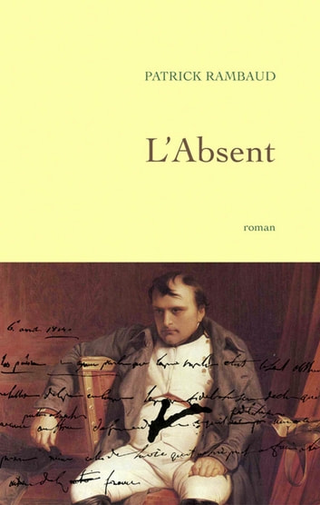 L'absent ebook by Patrick Rambaud