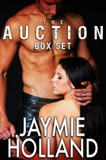 The Auction Box Set ebook by Jaymie Holland,Cheyenne McCray