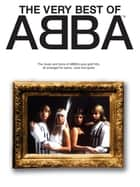 The Very Best Of ABBA ebook by Wise Publications