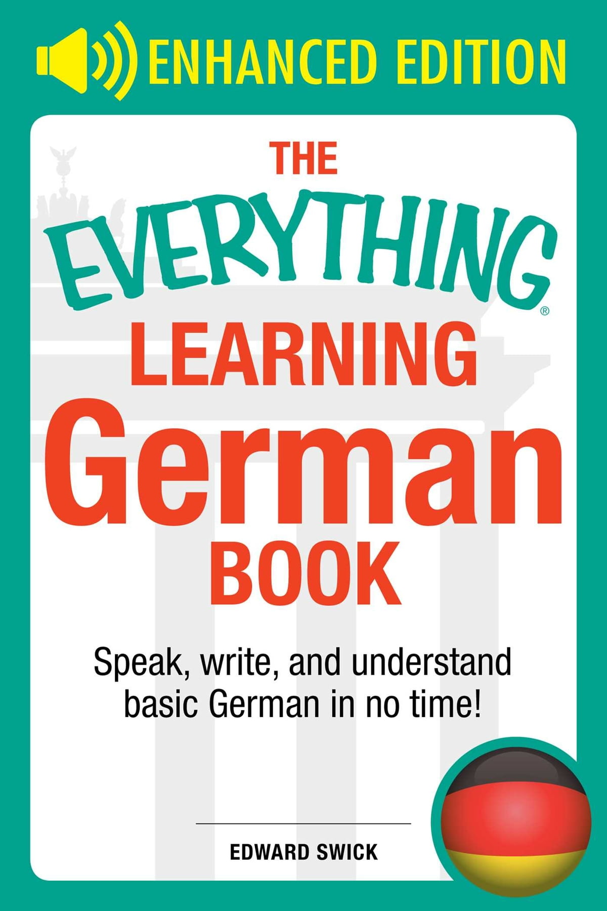 The Everything Learning German Book eBook by Edward Swick - 9781440528705 |  Rakuten Kobo